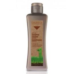 Biokera natura argan shampoo - plaukus atstatantis ir maitinantis šampūnas su argano aliejumi