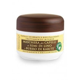 HAIR MASK with Linseed Oil...