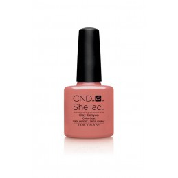 Shellac nail polish - CLAY CANYON