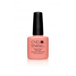 Shellac nail polish - SALMON RUN